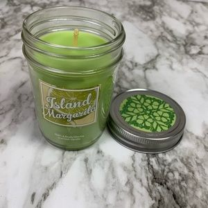 Bath & Body Works Island Margarita Candle